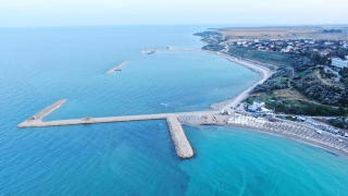 În zona Eforie vor fi amplasate diguri pe o lungime de peste 5.000 metri liniari