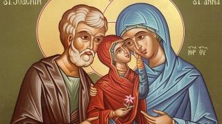 Sfinții Ioachim și Ana. Ce trebuie să faci ca să îți meargă bine tot anul