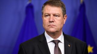 Klaus Iohannis a decorat şapte personalităţi din Republica Moldova
