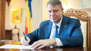 În plin scandal, Klaus Iohannis a semnat noi numiri în justiție