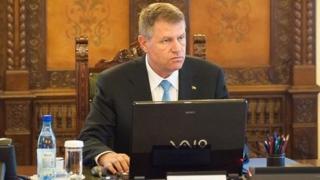 """Klaus Iohannis: """"Rusia ameninţă în continuare stabilitatea regiunii Mării Negre"""""""