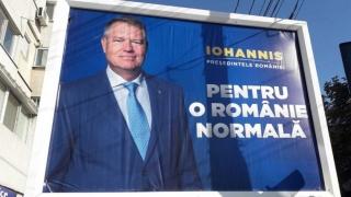 """Iohannis, VIRAL cu mesajul său de campanie: """"PORN""""!"""