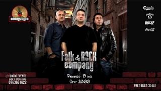 Folk & Rock Company - o nouă întâlnire de succes la Doors Club