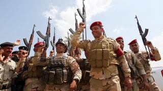 Oraşul irakian Fallujah a fost eliberat din mâinile Statului Islamic