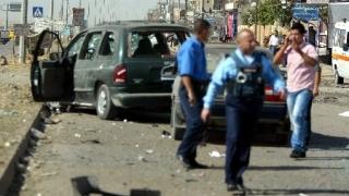 Opt morți într-un atentat sinucigaș la Bagdad