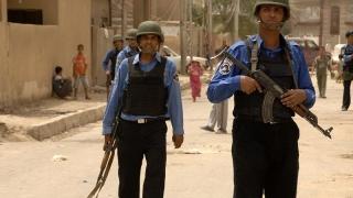 Trei poliţişti, ucişi în Irak de terorişti Stat Islamic