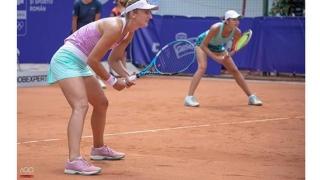 Irina Camelia Begu și Andreea Mitu, CAMPIOANE de dublu la BRD Bucharest Open 2018
