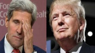 John Kerry îl ironizează pe Donald Trump