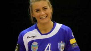Isabelle Gullden și-a prelungit contractul cu CSM București