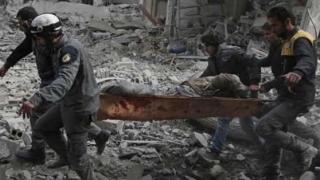ONU acuză ISIS că execută civili în regiunea Deir al-Zor în estul Siriei