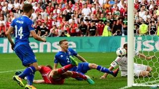 Islanda a scăpat două puncte printre degete