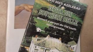 Tânărul scriitor Silviu Docu Axelerad își lanseză un nou volum