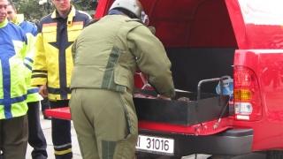Alertă cu bombă la un mall din Capitală