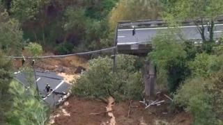 Furtuni apocaliptice în Franţa, Grecia şi Italia