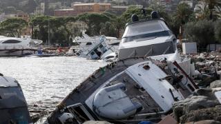 Italia, devastată de furtuni!