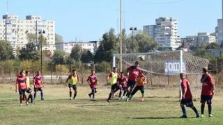 Se încheie prima parte a campionatului şi în Seria Sud a Ligii a VI-a