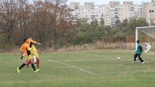ITC a debutat cu o victorie în Liga a VI-a la fotbal