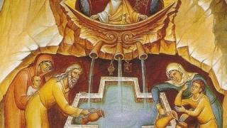 În Vinerea din Săptămâna Luminată, Biserica Ortodoxă prăznuiește Izvorul Tămăduirii
