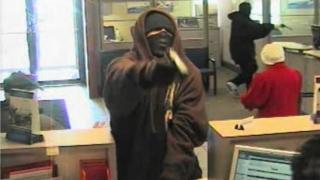 Jaf armat la o bancă din România!