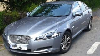 Jaguar căutat de autoritățile britanice, găsit polițiștii de la P.T.F. Vama Veche