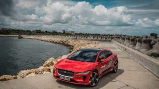 100% electric, 400 CP:  Jaguar I-Pace, lansat la Constanța de Exclusiv Auto