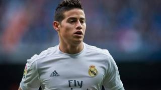 Presa italiană anunţă transferul mijlocaşul James Rodriguez la Juventus