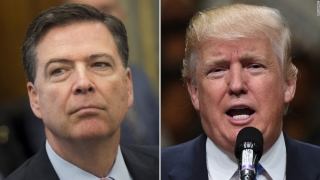 Directorul FBI, James Comey, demis de Donald Trump