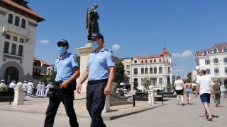 Jandarmii constănțeni au aplicat sancțiuni de aproape 50 de mii de lei în ultima săptămână