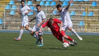 Jandarmii, cu ochii pe suporteri la meciul dintre SSC Farul Constanţa - Academia Rapid Bucureşti