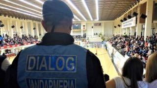 Măsuri speciale de ordine la meciul de handbal dintre  A.H.C. Dobrogea Sud  şi F.C. Porto Sofarma