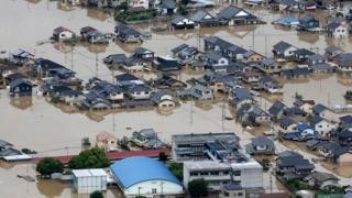 Avertizare MAE: Japonia- zboruri anulate, ploi abundente, vânt puternic şi inundaţii