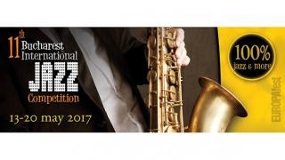 """100% jazz and more"" la Bucharest International Jazz Competition"