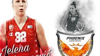 Phoenix-Ştiinţa Constanţa a mai transferat o baschetbalistă din Serbia