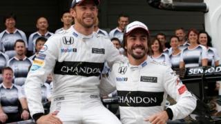 Jenson Button îl va înlocui pe Fernando Alonso în Marele Premiu de la Monaco