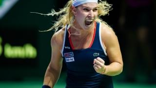 Dominika Cibulkova a câştigat Turneul Campioanelor