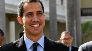 Juan Guaido, susținut de 11 state din 14, membre ale Grupului de la Lima