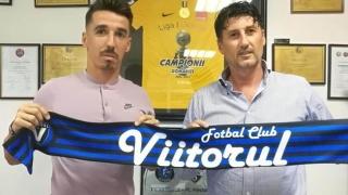 """FC Viitorul îi urează """"bine ai venit!"""" lui Andrei Artean"""