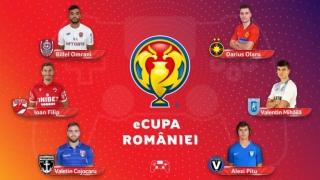 Cine va juca pentru Viitorul în eCupa României!