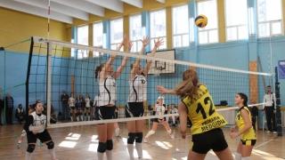 Județul Constanța are trei echipe înscrise în Divizia A2 la volei feminin