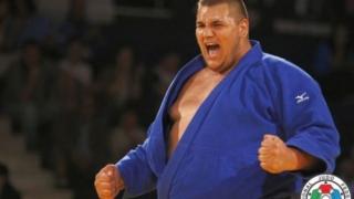 Daniel Natea, medaliat cu aur la categoria +100 kg, la judo - Openul European