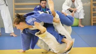 Corina Căprioriu a ratat calificarea în finala probei de judo, la categoria 57 kg