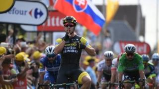 Un ciclist olandez a câştigat cea mai lungă etapă din acest an în Turul Franţei