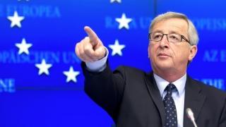 Juncker: UE ar putea încuraja independenţa unor state americane, dacă Trump se implică în Brexit