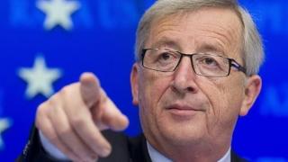Juncker a dansat, imitând-o pe May. Reacţiile nu s-au lăsat aşteptate