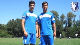 Încă doi juniori cooptați la antrenamentele FC Farul