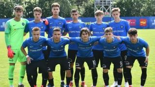 FC Viitorul U19, în ultimul act al Ligii Elitelor