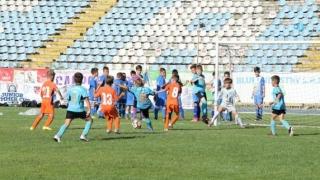 """""""Junior Summer Cup"""" își stabilește, miercuri, primele învingătoare"""