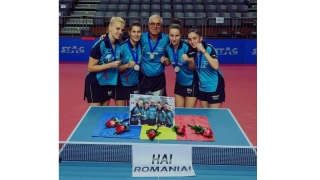 Juniori constănțeni, printre protagoniștii Europenelor de tenis de masă