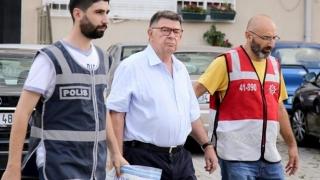Jurnalistul turc Sahin Alpay, eliberat după 20 de luni de detenţie