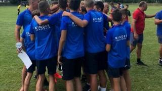 Juniorii de la AS Kinder au susţinut alte partide amicale